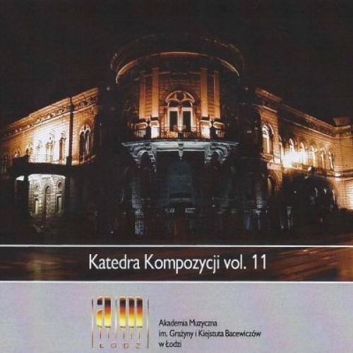 KATEDRA KOMPOZYCJI VOL. 11 Pour El (2008) Aleksandra Gajecka-Antosiewicz - clavicemballo