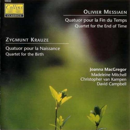 COLLINS CLASSICS (1991) Quatuor pour la naissance (1985)