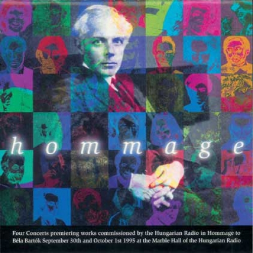 HOMMAGE (1995) Pastorale for flute, oboe, clarinet, bassoon and french horn (1995)