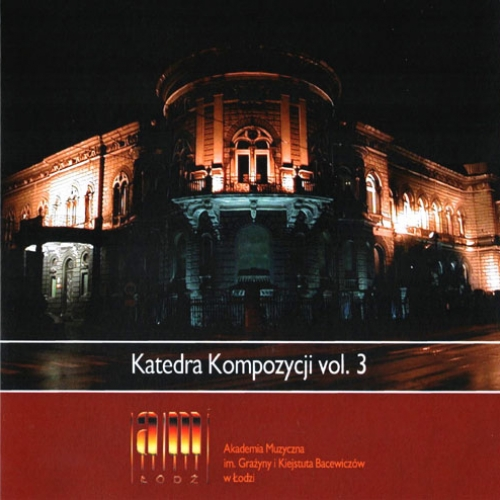 KATEDRA KOMPOZYCJI VOL. 3 5 Songs for the poetry of Tadeusz Rozewicz for baritone and piano (2000)