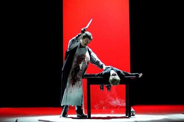 Pułapka / The Trap Opera Wrocławska, 2011, fot. M. Grotowski