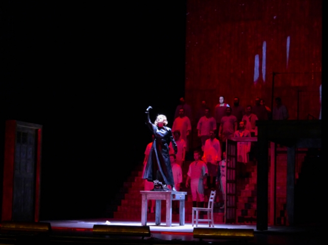 Olimpia z Gdańska / Olympia of Gdansk Opera Bałtycka w Gdańsku, 2015, fot. M.Ł. Gołębiowski