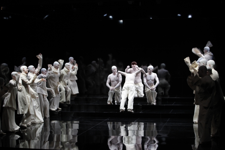 Polieukt / Polyeucte Warszawska Opera Kameralna, 2010