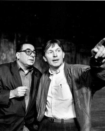 Jorge Lavelli i Zygmunt Krauze