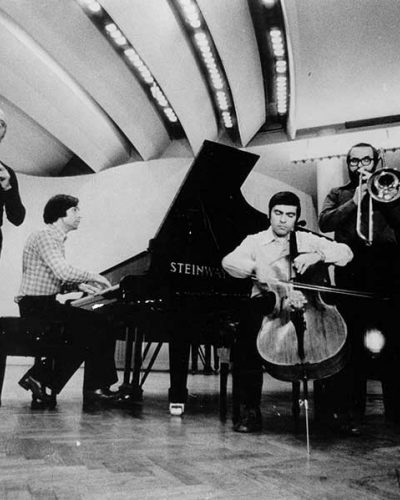 Warsztat Muzyczny Czeslaw Palkowski, Zygmunt Krauze, Witold Galazka, Edward Borowiak, Filharmonia Narodowa, 1968