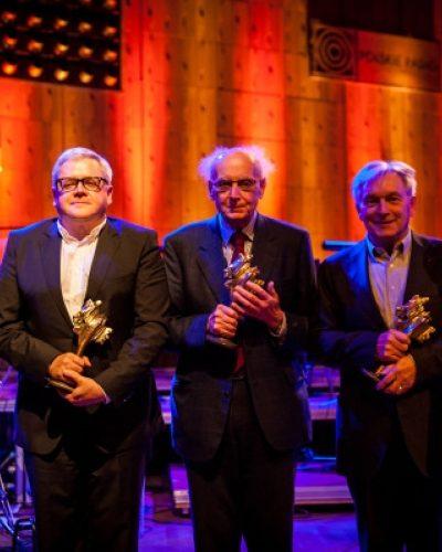 Zygmunt Krauze wsrod laureatow nagrody